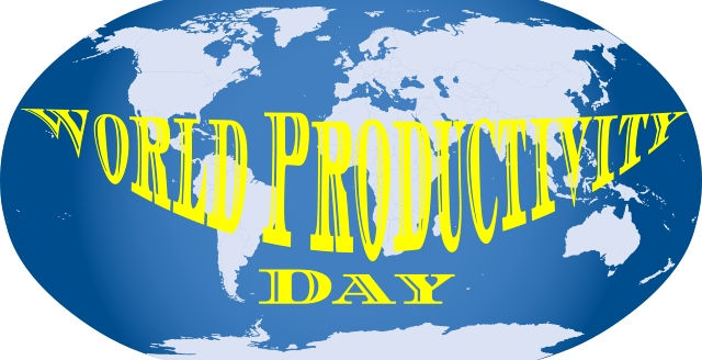 083 I'm A Day Late Celebrating World Productivity Day!