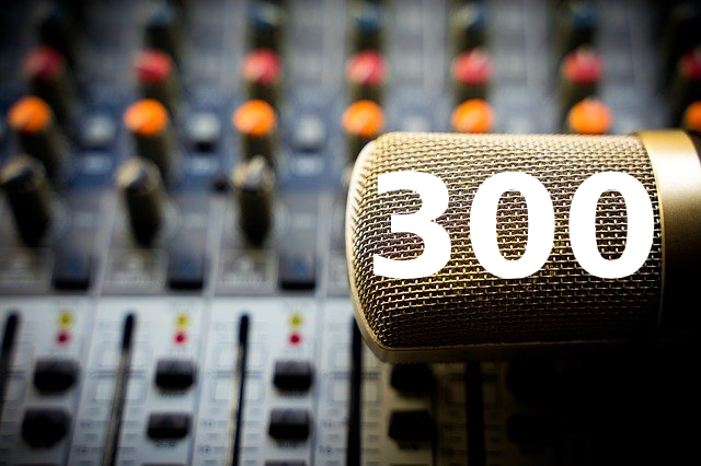 300 My Biggest Productivity Lesson After 300 Podcast Episodes