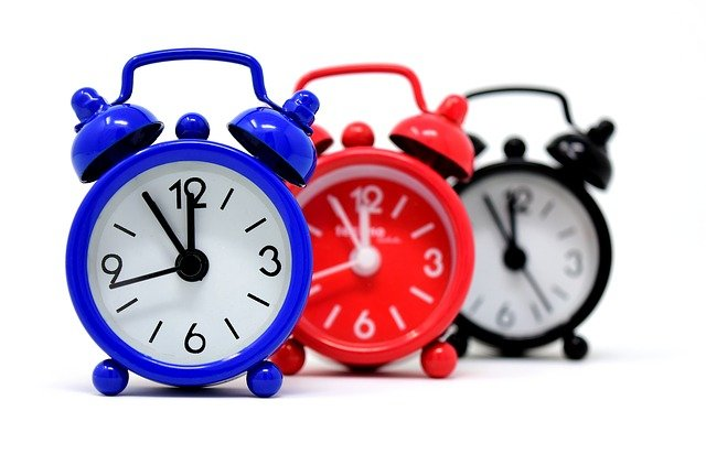 304 The Daylight Savings Clock Change Threw Me This Morning